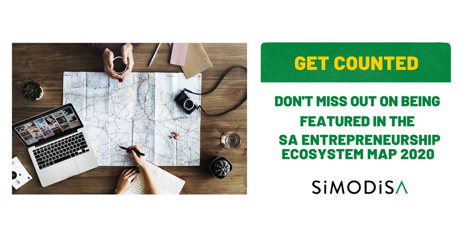 Simodisa Newsletter Get Counted